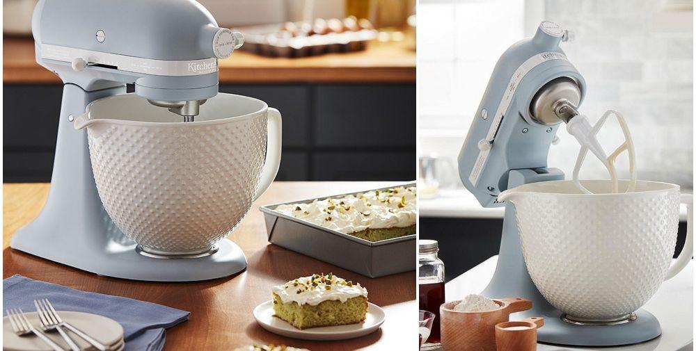 Limited Edition Kitchenaid Artisan Mixer Celebrates 100