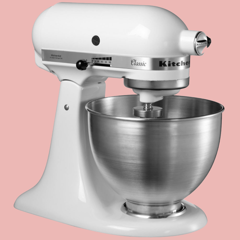 KitchenAid Classic 4.3L Stand Mixer 5K45SS Review