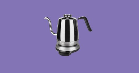 Kettle, Coffee percolator, Product, Moka pot, Small appliance, Vacuum flask, Home appliance, Drinkware, Tableware, Serveware,