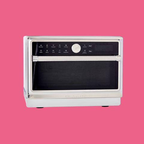Pink, Product, Major appliance, Kitchen appliance, Home appliance, Furniture, Material property, Oven, Magenta, Microwave oven,