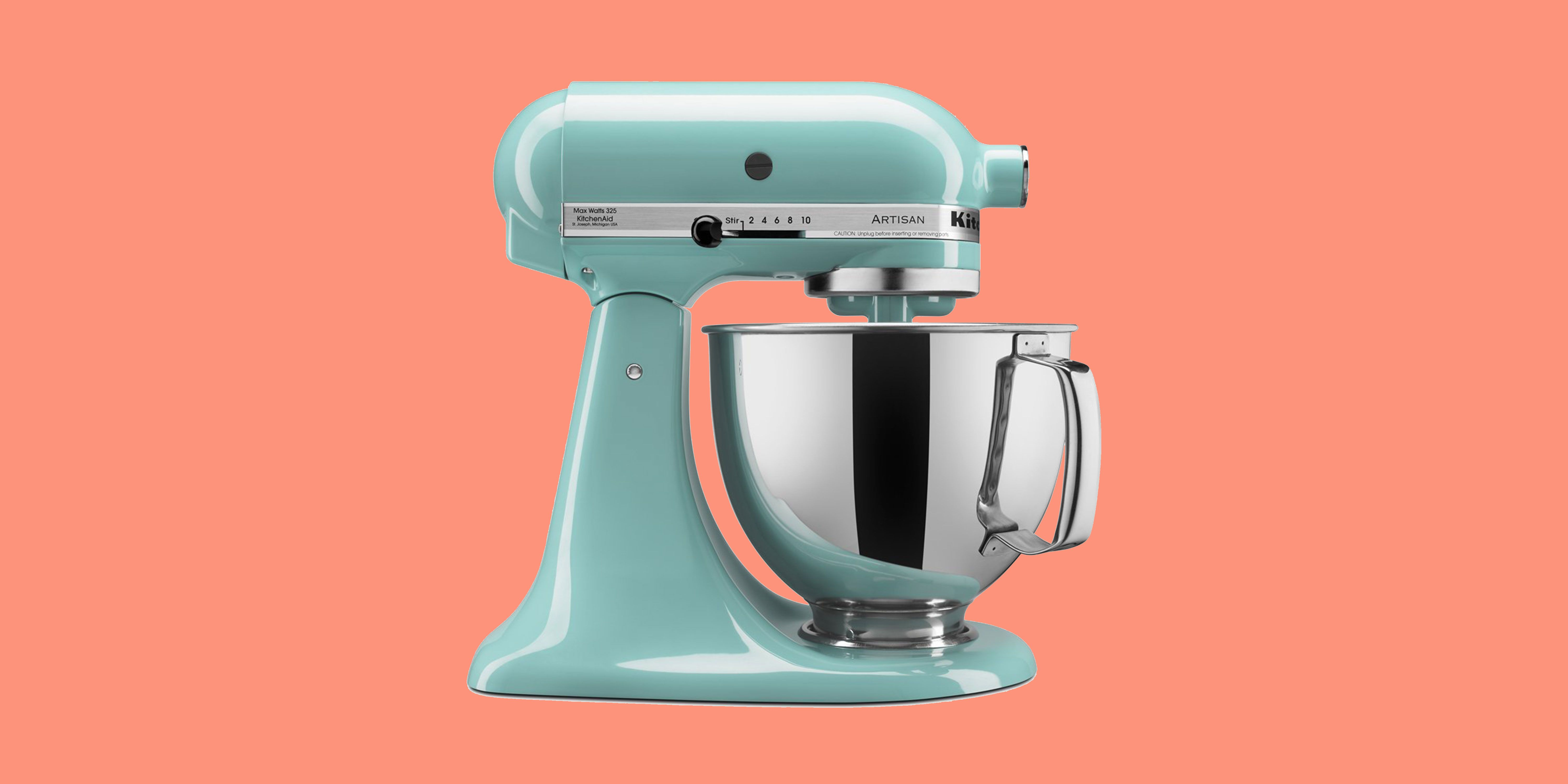 Amazon Is Having A Major Sale On Kitchenaid Mixers Right Now