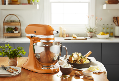 Kitchenaid S 2021 Color Of The Year Is Honey