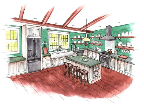 16 Accents And Finishes For A Timeless Kitchen