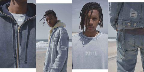 Outerwear, T-shirt, Jacket, Sleeve, Denim, Jeans,