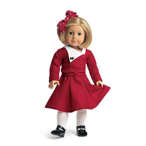 kitteredge американская девушка рождественский праздник наряд