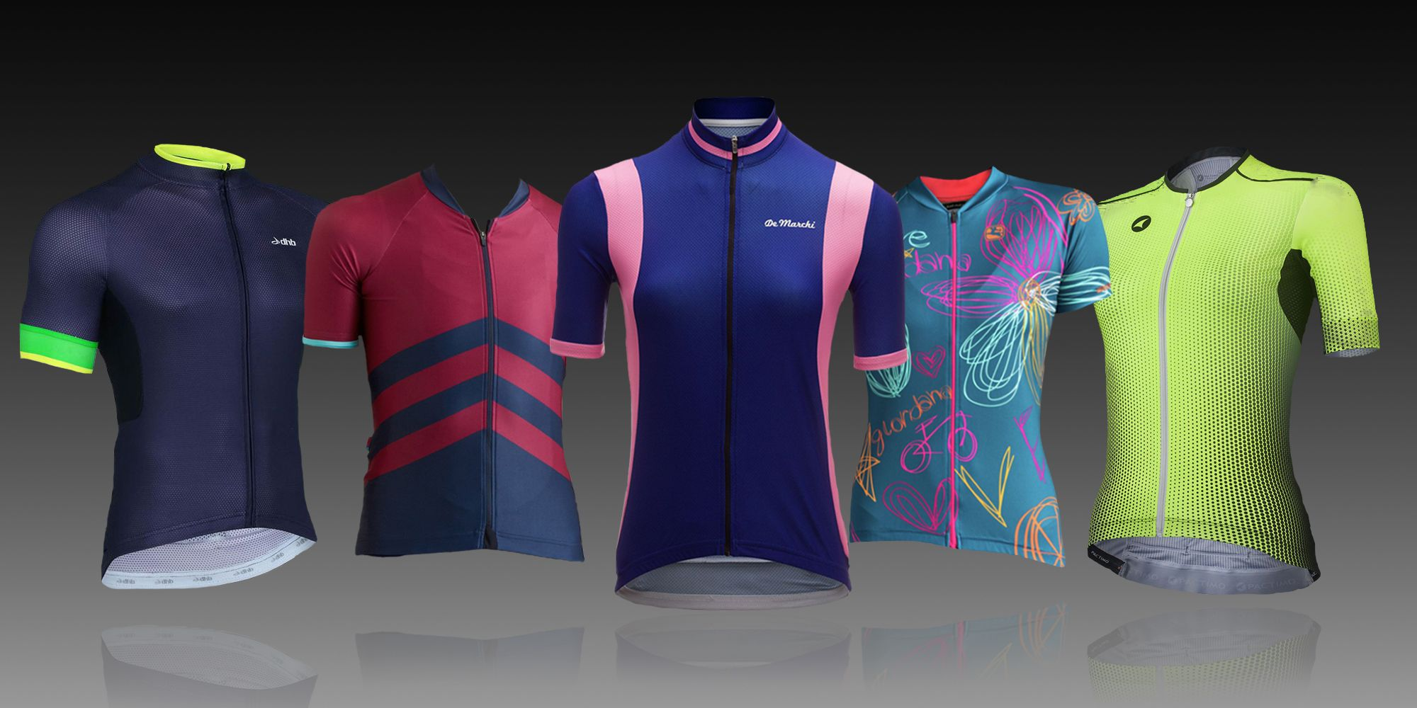 32 Bold, Beautiful, and Wild Bike Jerseys and Shorts You Need to See