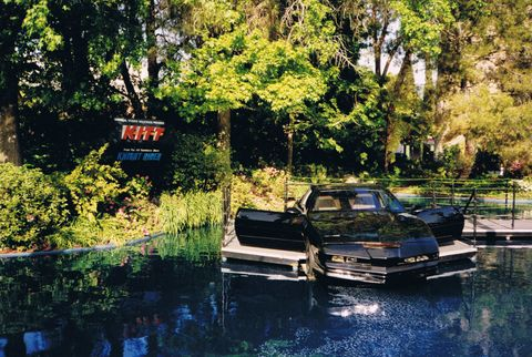 Why There Are Only Five Original Knight Rider KITTs Left
