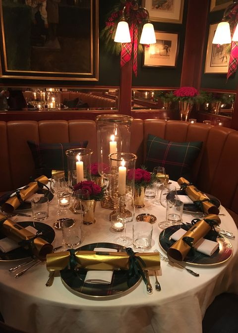 Inside the Ralph Lauren Christmas dinner with Lady Kitty Spencer