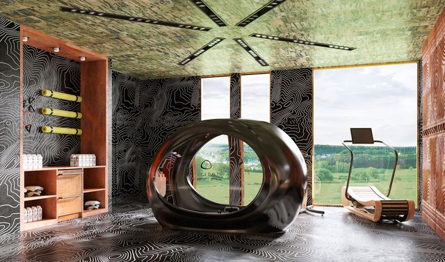 obsidian house wellness suite