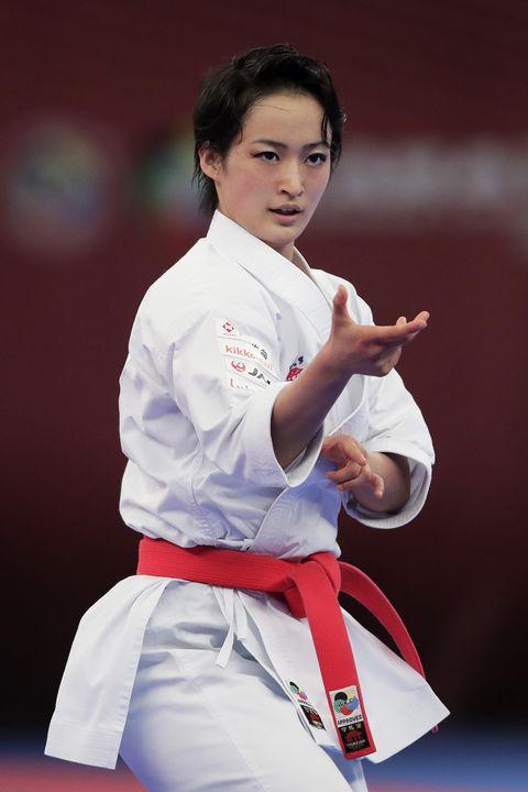 Karate 1 Premier League Tokyo - Day 1 清水希容
