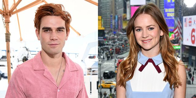 Britt Robertson, the Woman KJ Apa Was Seen Kissing, Is an Accomplished Actress of 19 Years
