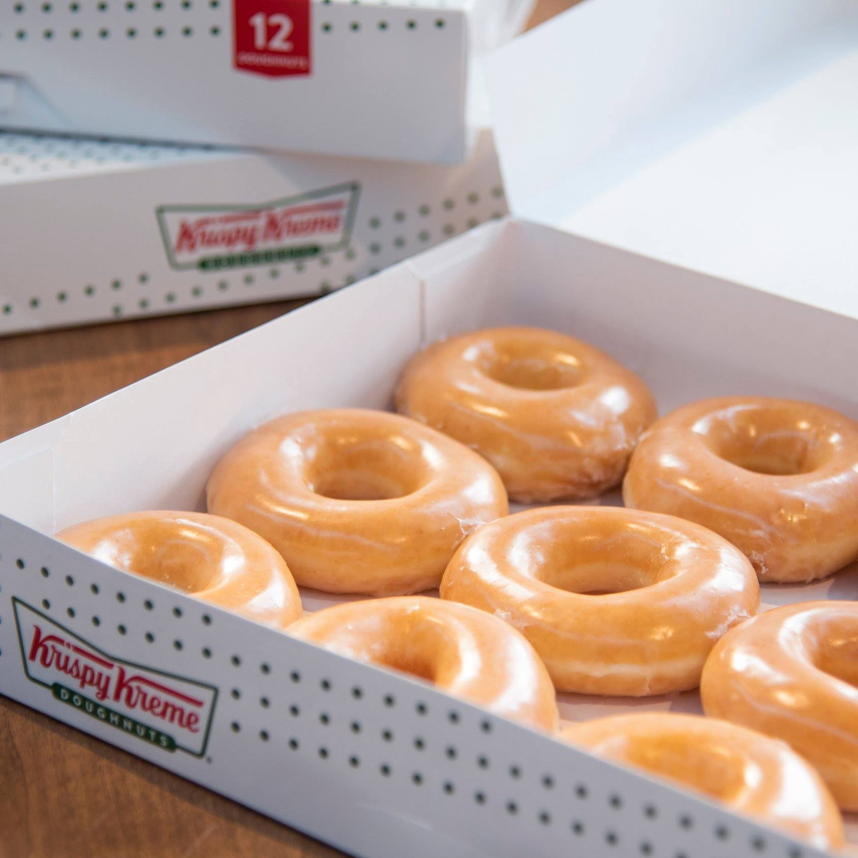 Krispy Kreme's Friday The 13th Deal Is 2 Dozen Donuts For $13, So This Holiday Is Good Now