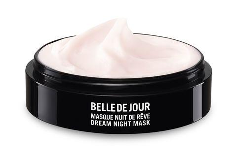 Product, Cosmetics, Skin care, Cream, Cream, Material property, Beige, Gel,