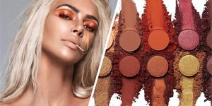 kkw beauty sooo fire makeup collection