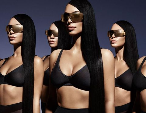 Kim Kardashian Clones
