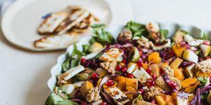 Recept: Lente salade met Italiaanse ham