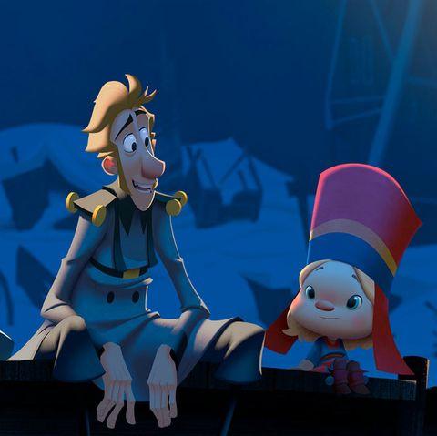 Cartoon, Animated cartoon, Fiction, Fictional character, Illustration, Fun, Screenshot, Adventure game, Art,