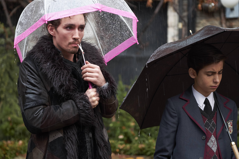 Klaus The Umbrella Academy