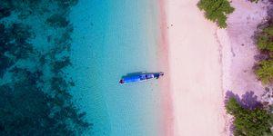 meest kleurrijke stranden