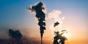 klimaatverandering smog milieu activisme
