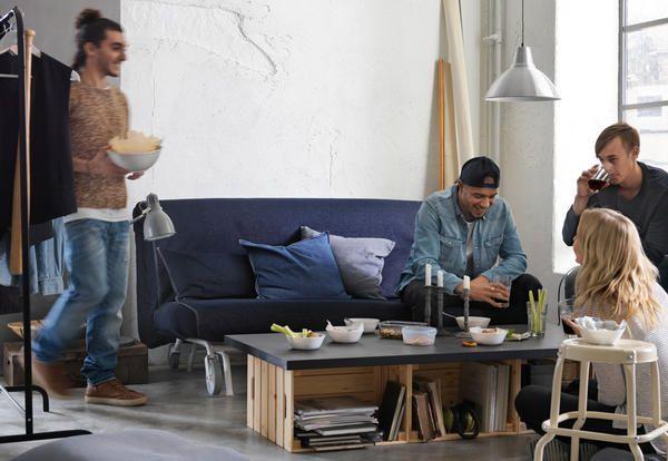 Soggiorno Ikea 2017 : Ikea i mobili soggiorno più originali per arredare il living