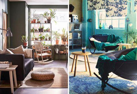 Ikea, i mobili soggiorno più originali per arredare il living