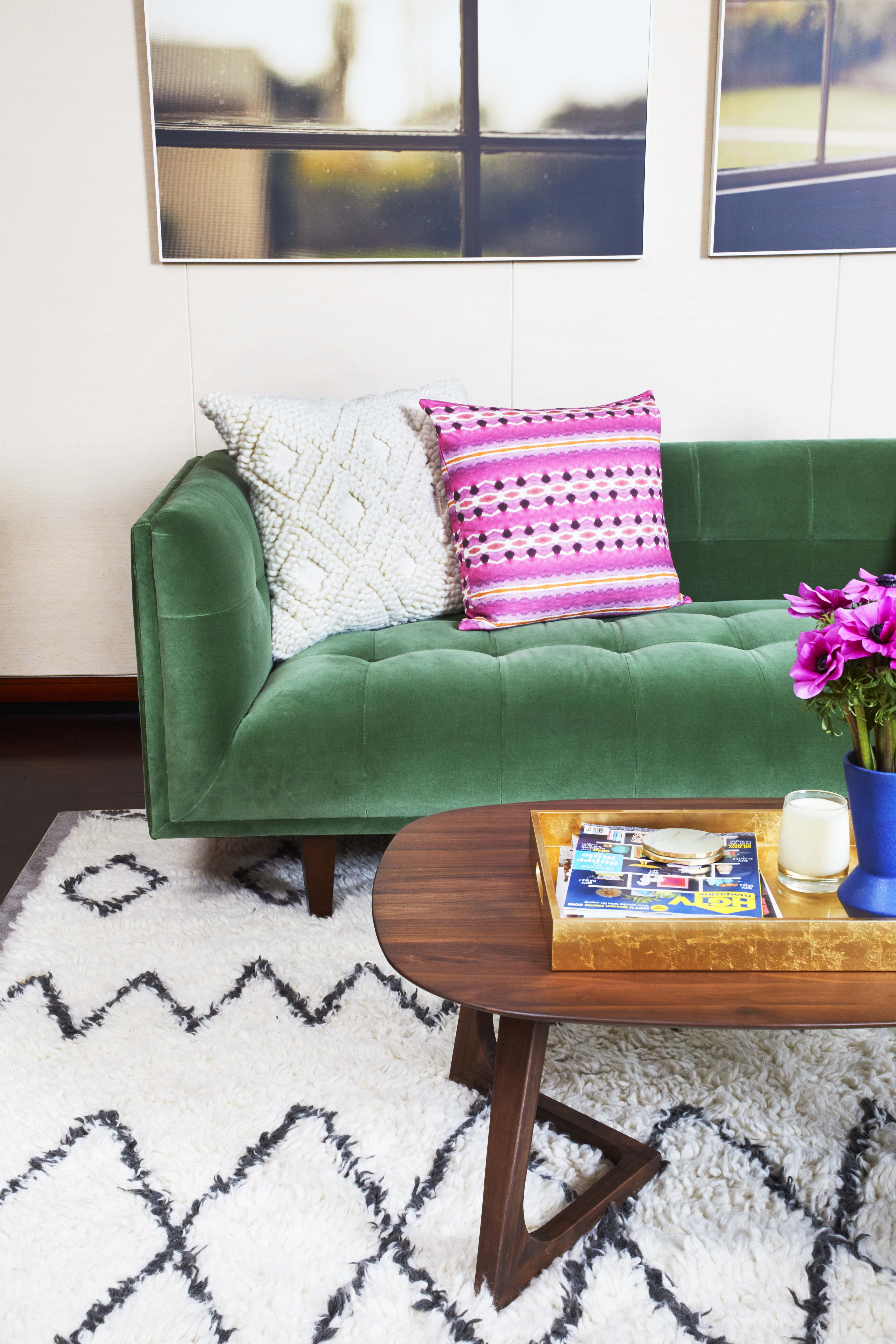 An HGTV Magazine Makeover Completely Transformed This Office
