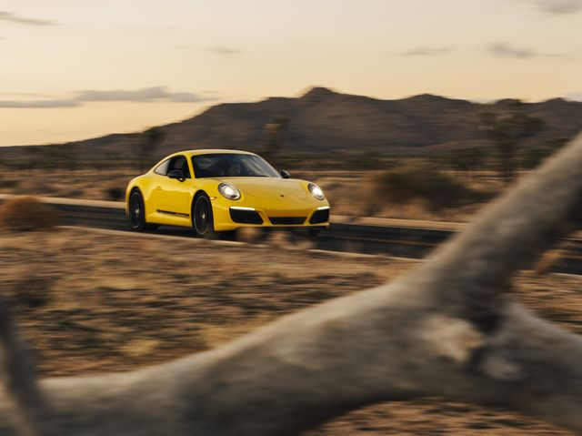 2019 Porsche 911 Carrera T Review History Of The Porsche 991