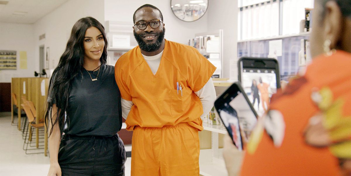 At 16 Momolu Stewart Was Sentenced to Life in Prison. 23 Years Later He Sent a Letter to Kim Kardashian West.