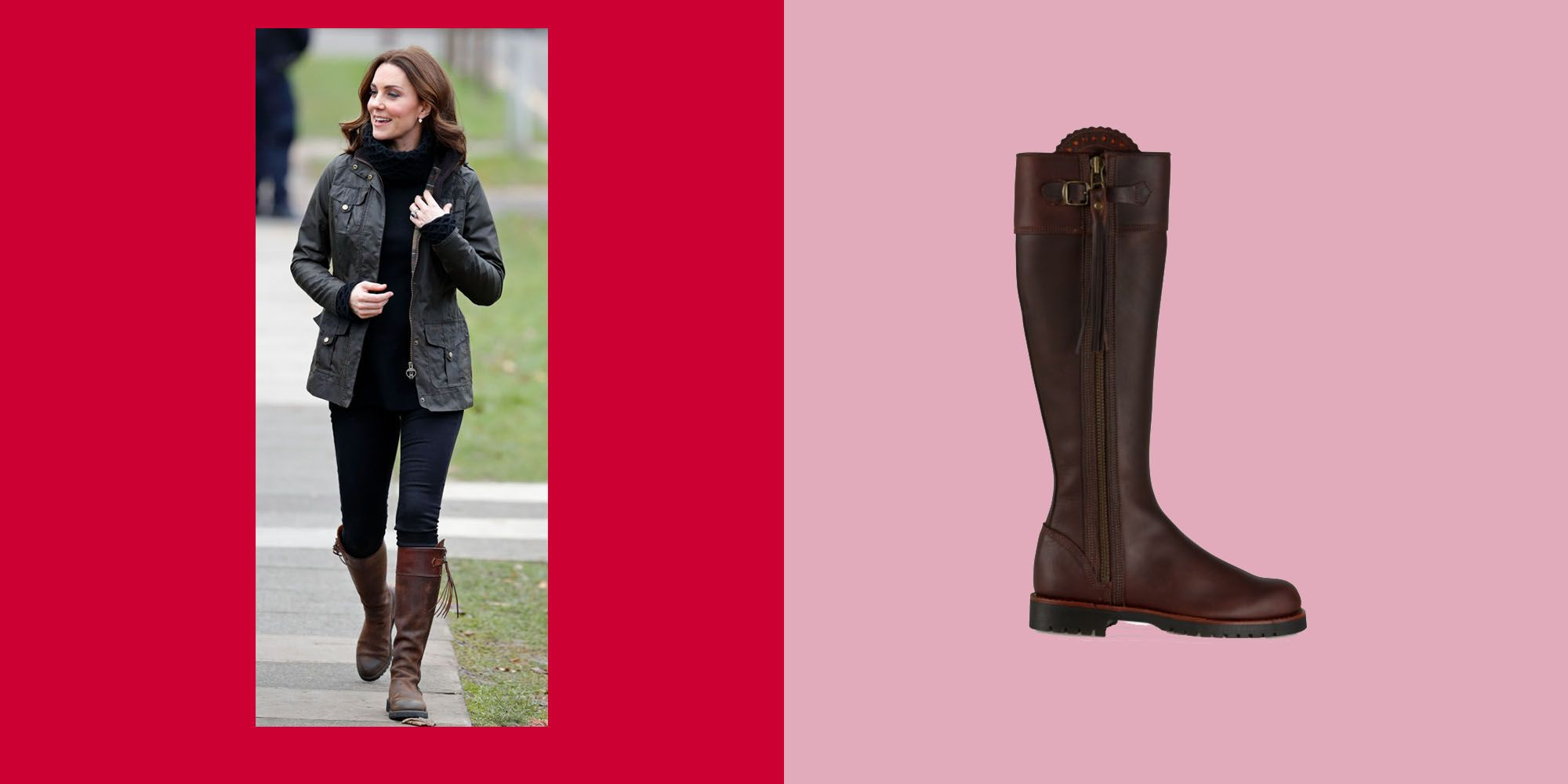 shop kate middleton boots high street