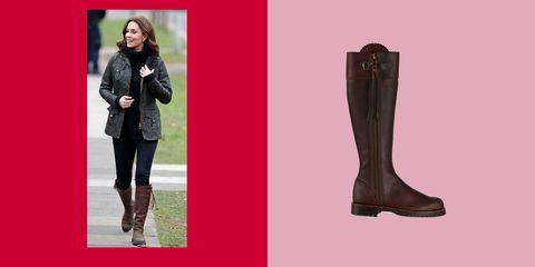shop kate middleton boots high street