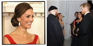 KAte Middleton at Royal Foundation dinner | ELLE UK
