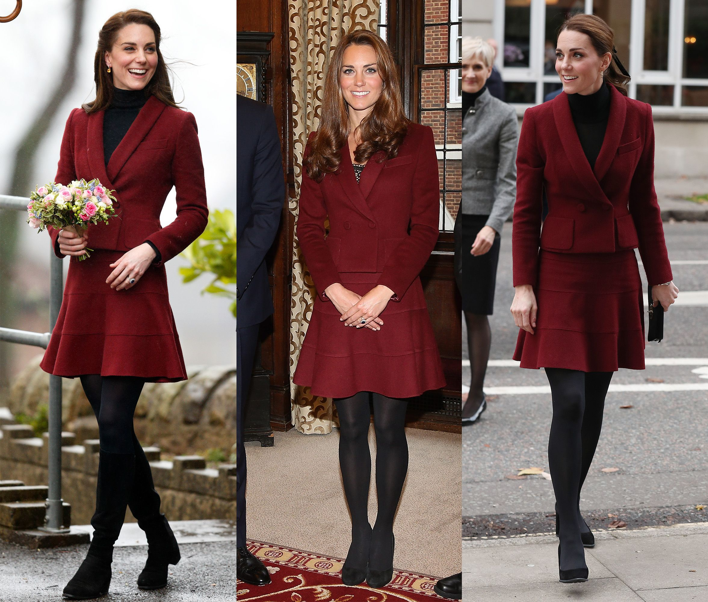 095efe179ea5d Kate Middleton's Best Repeat Outfits - Duchess of Cambridge ...