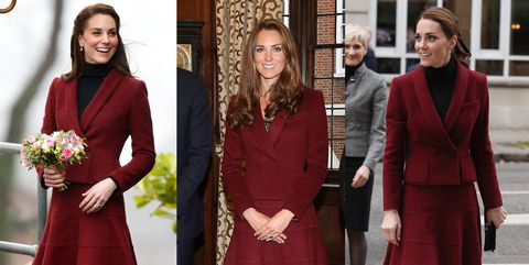 3761c71e5be Kate Middleton s Best Repeat Outfits - Duchess of Cambridge ...