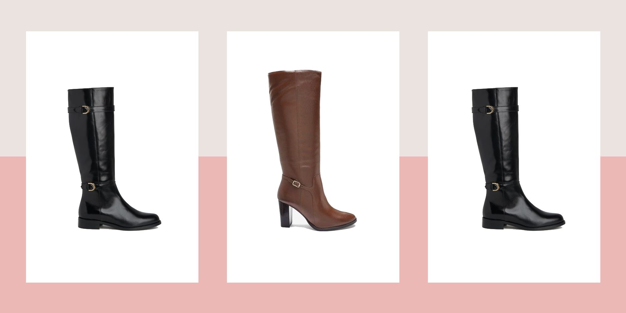 The Best Knee High Boots to Buy Now