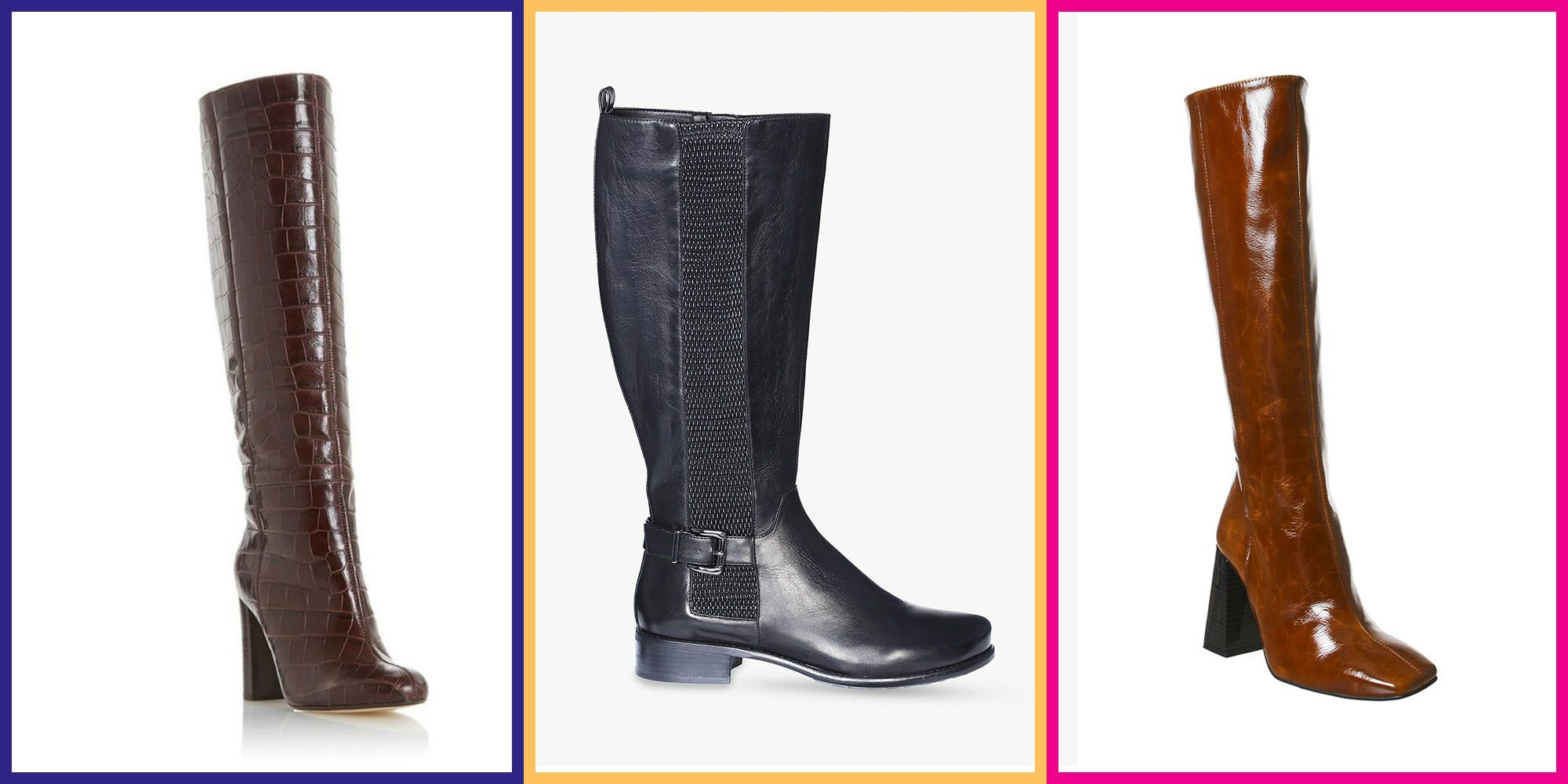 The best knee high boots for winter