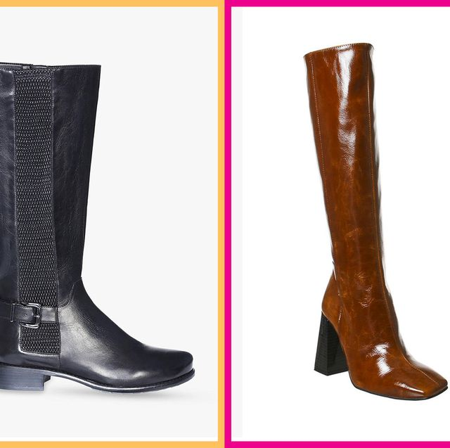 Best knee high boots for winter