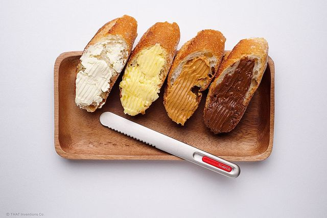 amazon heated butter knife