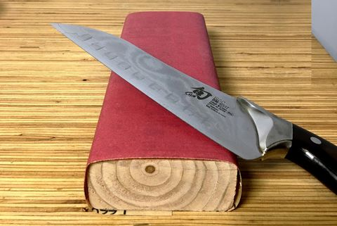 How To Sharpen Kitchen Knives The Best Way To Sharpen