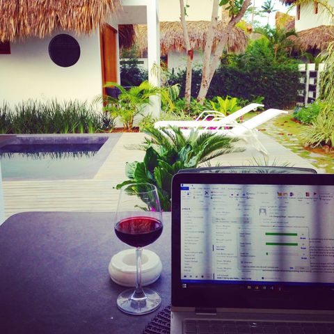 How I Went From a Miserable Cubicle Job to Living My Dream Life in the Dominican Republic in 365 Days - Get Your Sh*t Together