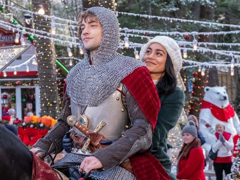 The Knight Before Christmas op Netflix