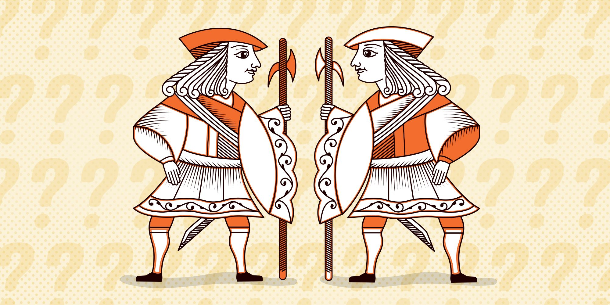 Riddle of the Week #43: Knights and Knaves, Part 1