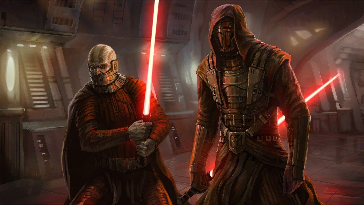 Star Wars Fans Have Been Waiting Nearly Two Decades For a Knights of the Old Republic Movie