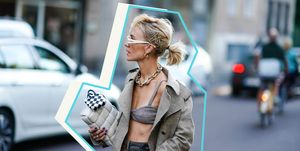 knitted bra streetstyle trend