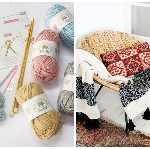 Knitting Kits 10 Of The Best Knitting Kits For Beginners
