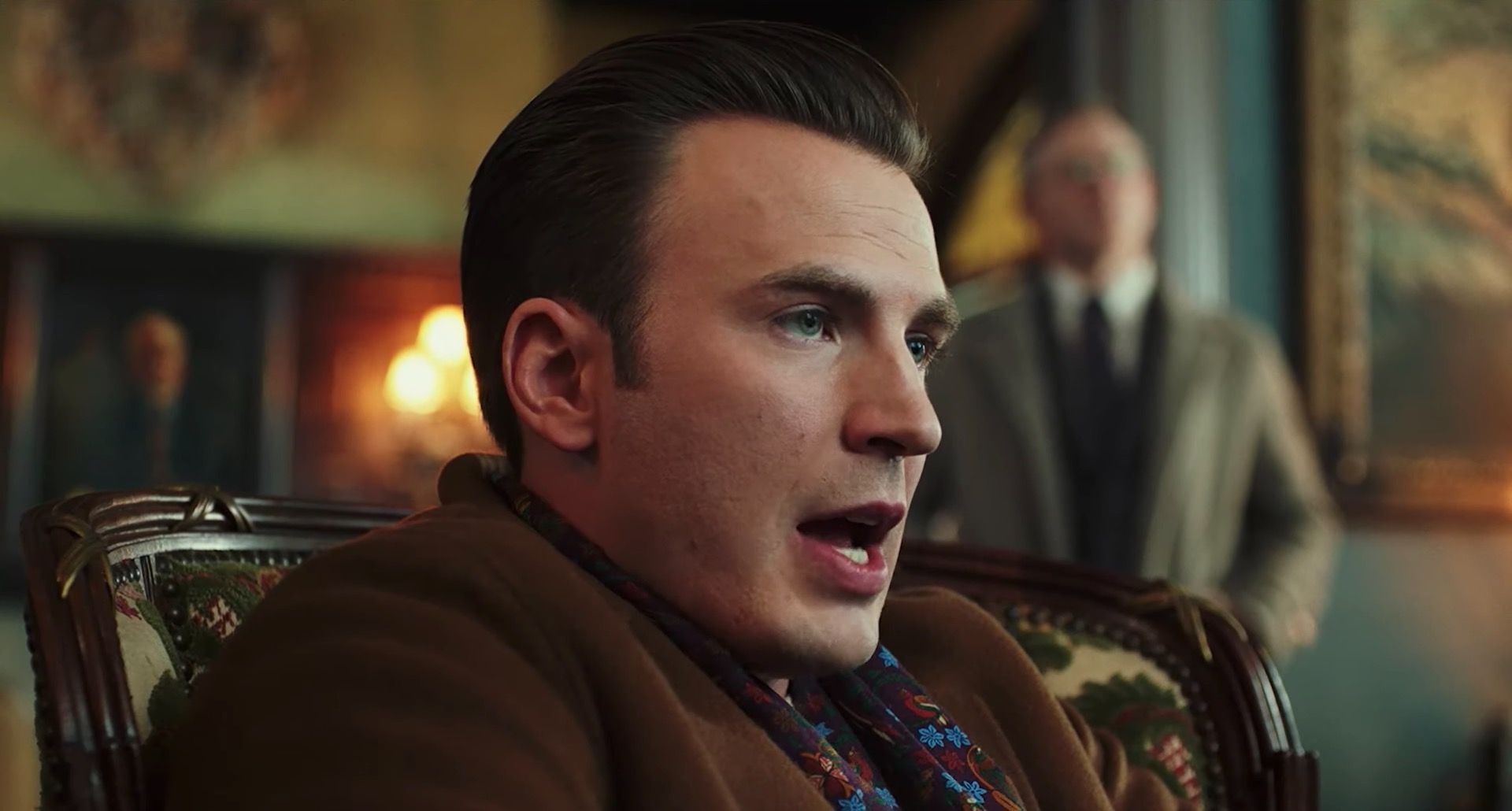 Knives Out final trailer sees Marvel's Chris Evans accused of murder