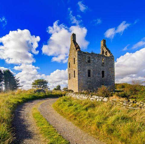 Castle for sale in Scotland