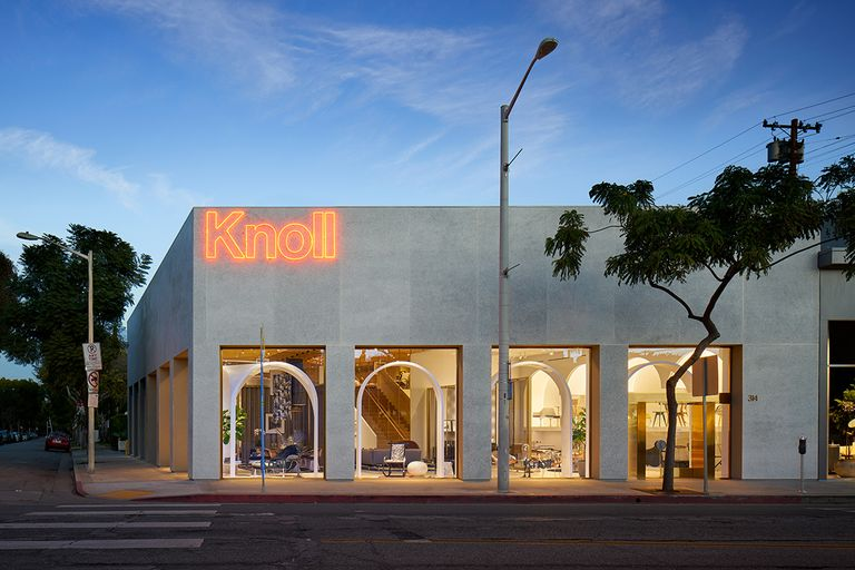 Een Moderne Makeover : Knoll gets a mod new makeover in los angeles teen funda