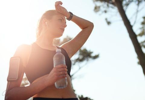 How to Handle Running in the Heat (No Matter How High the Temps Get)