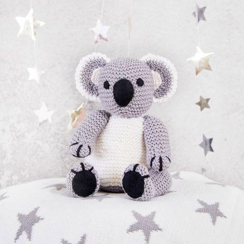 koala knitting pattern